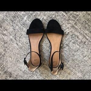 14th & Union Justine Ankle Strap Sandal Sz 10 NWOT